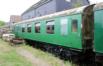 70235 Class 411 4 CEP EMU TBCK   29/04/18