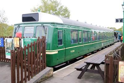 Class 117 DMU M51384   29/04/18