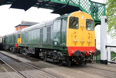 Class 20_8001 (20001)   29/04/18