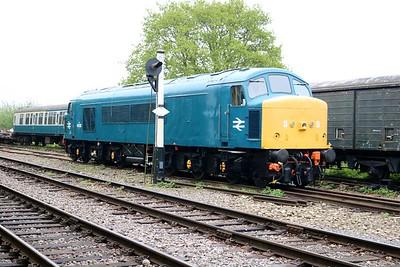 Class 45_45132   29/04/18