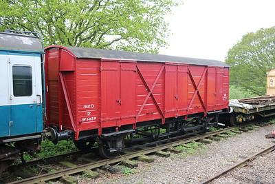 W3465W GWR PMVY   29/04/18