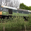 Class 25 D7523 (25173) in the sidings   26/04/14.