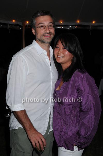 Barry Barnett, Tonya Kim Johnson<br /> photo by Rob Rich © 2008 516-676-3939 robwayne1@aol.com