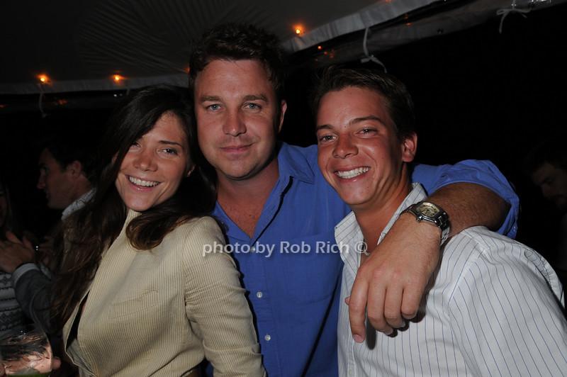 Rachel Carmichael, Bob Kalbacher, Angel Karolyi<br /> photo by Rob Rich © 2008 516-676-3939 robwayne1@aol.com