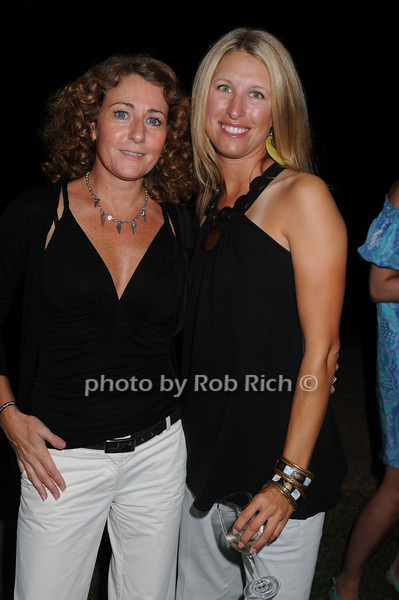 Christina Pazzezzi, Carly Haber<br /> photo by Rob Rich © 2008 516-676-3939 robwayne1@aol.com