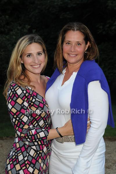 Margaux Guerard, Lorraine Bracco<br /> photo by Rob Rich © 2008 516-676-3939 robwayne1@aol.com