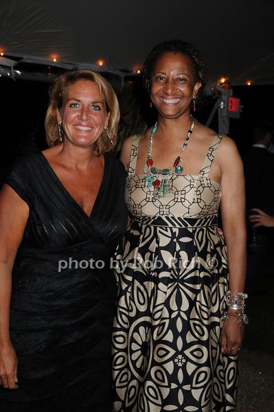 Jackie McCucthan, Janine Bray<br /> photo by Rob Rich © 2008 516-676-3939 robwayne1@aol.com