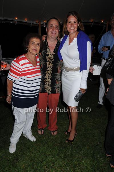Angela Minuto, Vincent Minuto, Lorraine Bracco<br /> photo by Rob Rich © 2008 516-676-3939 robwayne1@aol.com