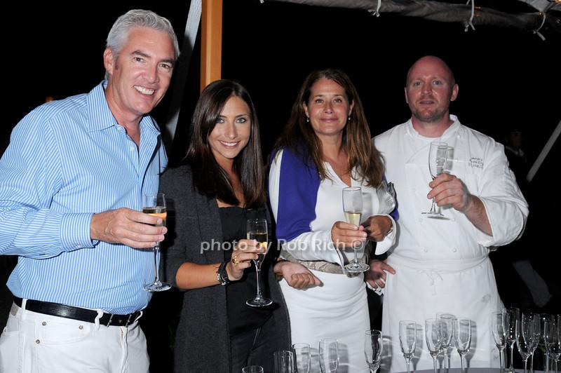 Scott Evans, Stella Keitel, Lorraine Bracco, Andrew Engle<br /> photo by Rob Rich © 2008 516-676-3939 robwayne1@aol.com