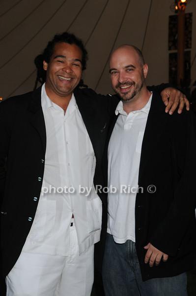 Camilo Alvarez, Rand Faulkenberry<br /> photo by Rob Rich © 2008 516-676-3939 robwayne1@aol.com