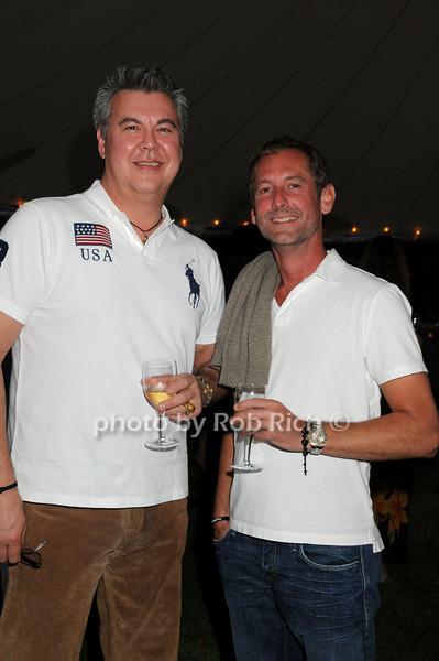Mark Sannee, Jorge Magide<br /> photo by Rob Rich © 2008 516-676-3939 robwayne1@aol.com