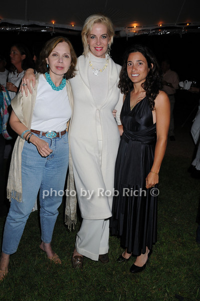 Marina Lakner, Kate Bluhdorn, Alexandra Cherubini<br /> photo by Rob Rich © 2008 516-676-3939 robwayne1@aol.com