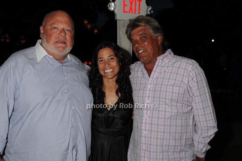 Larry Brown, Alexandra Cherubini, Rodney Bross<br /> photo by Rob Rich © 2008 516-676-3939 robwayne1@aol.com