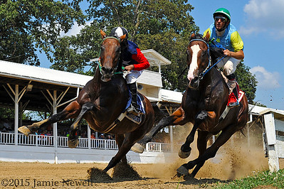 Fast Times at the Cumberland County Fair