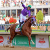 California Chrome wins the Kentucky Derby