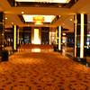 Lobby at new Agua Caliente Hotel