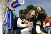 TA11.6 / The pick-up from Topical is not available because the photographer is on the do not use list<br /> <br /> Choice  5 of 16<br /> <br /> Students from the University of Iowa and Iowa State University drink alcohol and party while tailgating before the annual match up between the two football teams.