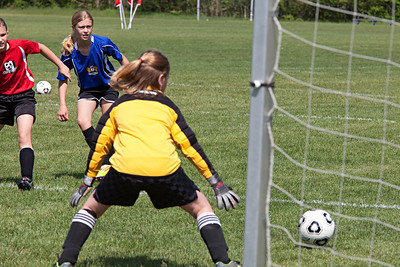 Essex United Girls 2012 - May-18