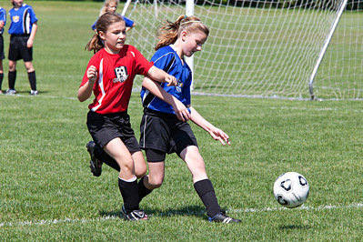 Essex United Girls 2012 - May-21