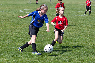 Essex United Girls 2012 - May-19