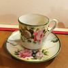 2018 02 14_0791 Hand Painted Japanese Coffee_Tea Set - Detail