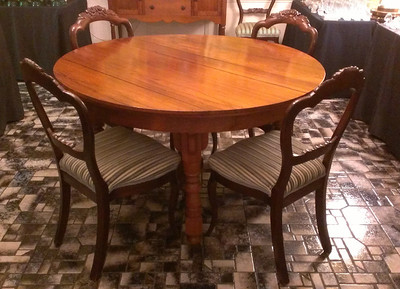 Pfaff, NC dining table.