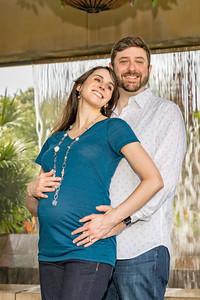 Rachel's Baby bump