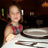 Gracie is so proud that she knows all of the Etiquette rules.