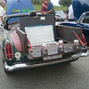 MGB rat rod with beverage center