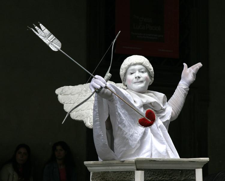 Tuscan cupid