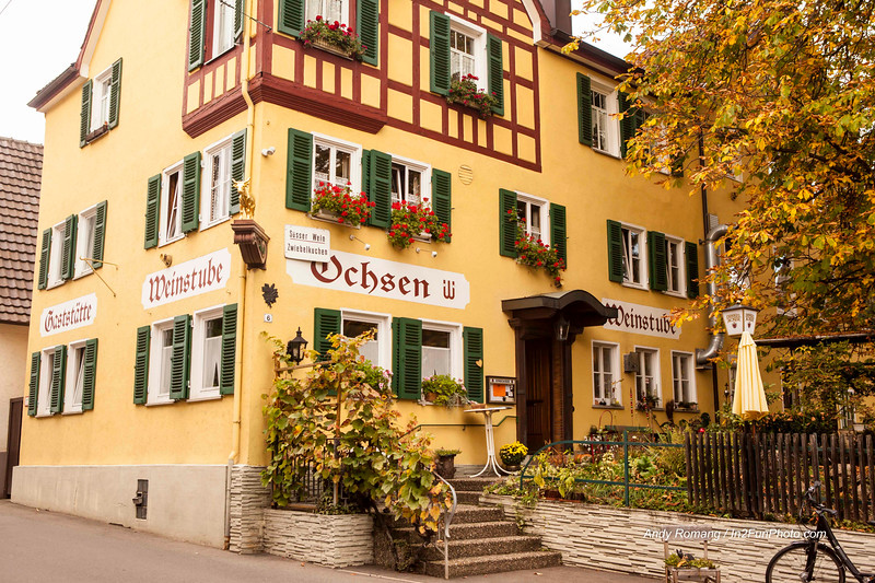 We had dinner here the first night and I fell in love with German food.