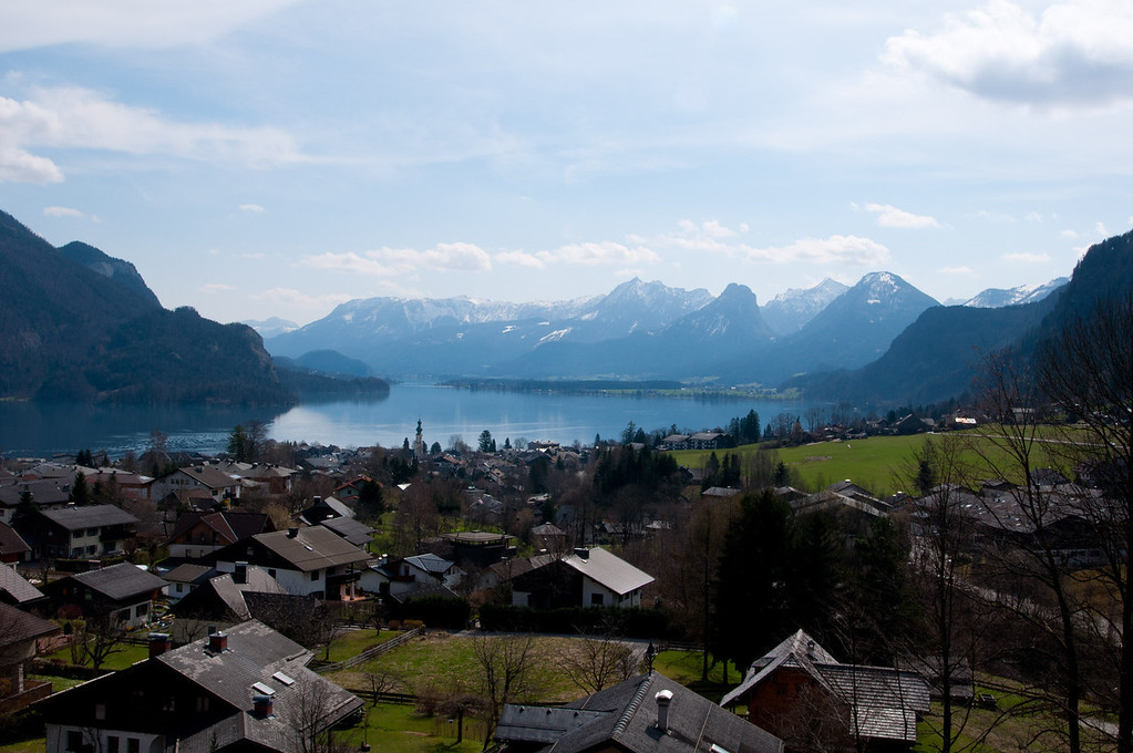 Mondsee, Austria.