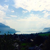 The Lake District where the opening shots were filmed - Sound of Music Tour - Salzburg - Sat, Sept 6