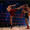 Artem Levin kicking