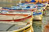 Small fishing boats, France