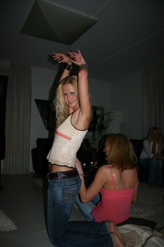 Kaie tantsuhoos