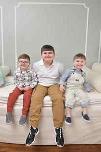 Evan, Connor & Caden