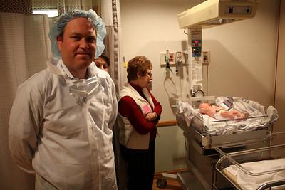 Evan Michael Birth/Baptism