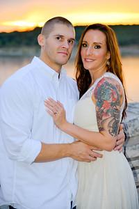 Evan and Krista