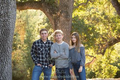 Evans Family 2017
