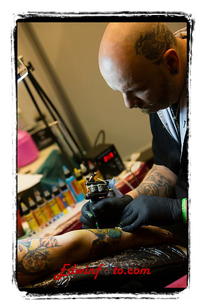 East Flanders Tattoo Convention 2013