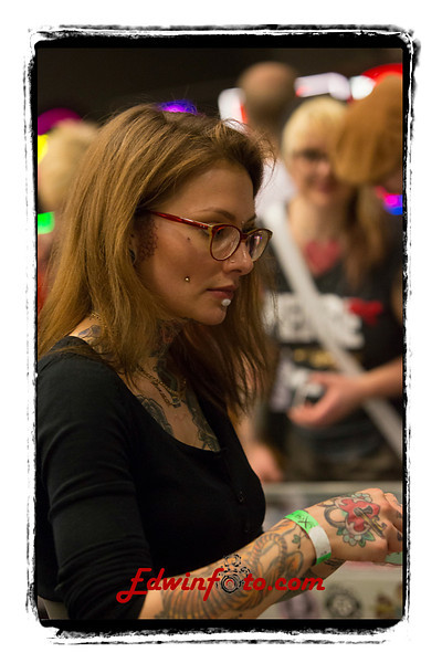 East Flanders Tattoo Convention