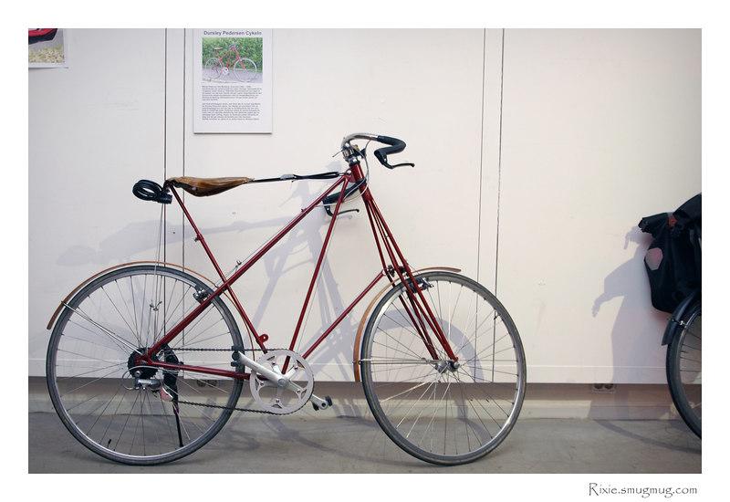 Pedersen cykel, dansk lättvikt