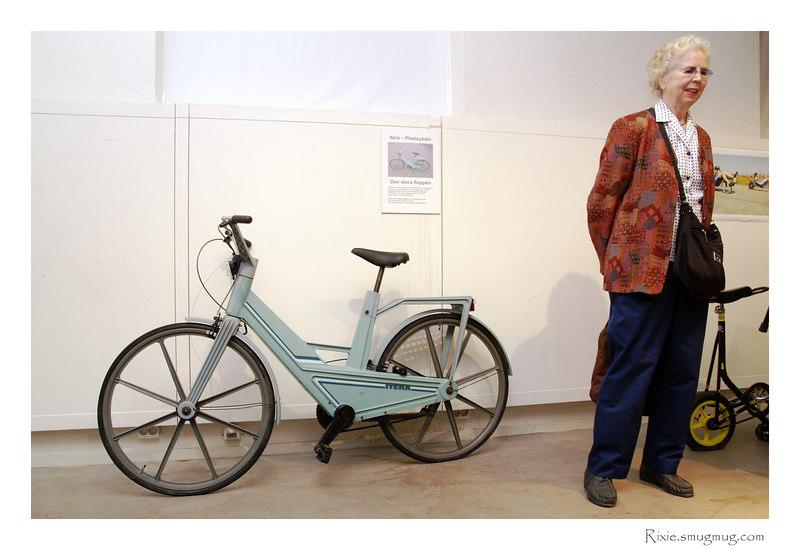 Sveriges mest kända cykelflop: plastcykeln Itera