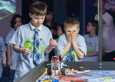 First LEGO League  2016