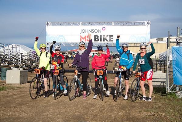 Team Photos MS Bike 2016