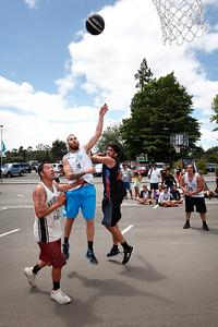 3x3 National Basketball Competition, Rotorua, 05 December 2015