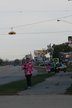 2009 Making Strides:  Out On Kochville Road