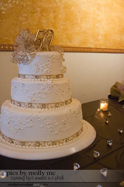 50th wedding anniv.