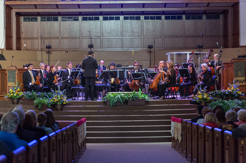 DSO on the Go, White's Chapel United Methodist Church, Southlake, TX, 2017